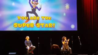 """Game Grumps live"" The craziest thing Dan has ever done high"