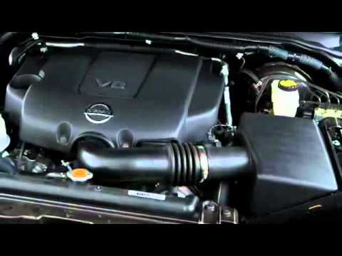 2008 Nissan Pathfinder Video