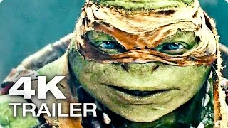 TEENAGE MUTANT NINJA TURTLES | Trailer 3 Deutsch German 2014 [4K]