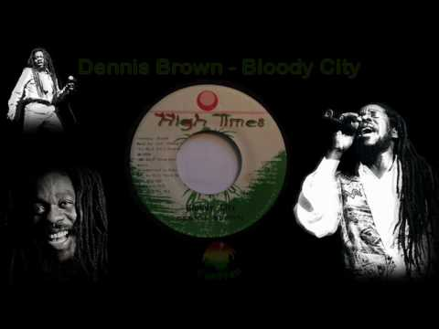 Dennis Brown - Bloody City Video