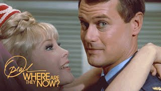 I Dream of Jeannie's Barbara Eden on Larry Hagman's Passing | Where Are They Now | OWN