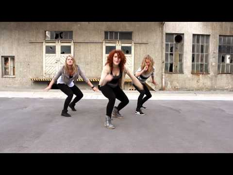 Emma MR Ragga/Dancehall Choreografie - Million Stylez 