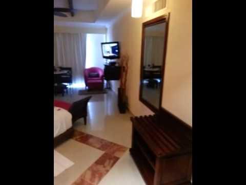 The Royal Playa Del Carmen hotel. Suite 838.