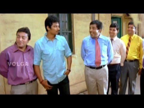 Roudram Comedy Scenes - The Expandable Cinema Poster (hilarious Comedy) - Jiiva video