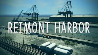 Cities Skylines: Reimont Harbor (Showcase)