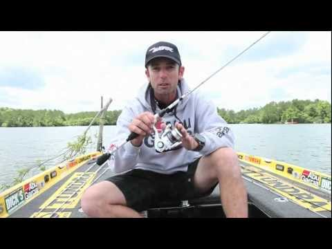 Mike Laconelli Ike Dude Combo by Abu Garcia  
