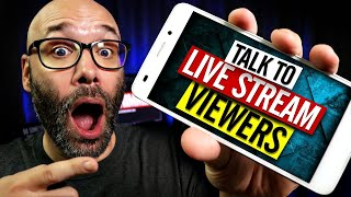 How To Take Calls On A Live Stream (FREE & Easy)