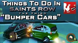 Things to do in_ Saint's Row 3 - Bumper Cars
