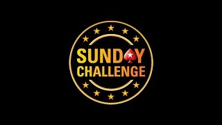 Sunday Challenge 18 January 2016: Final Table Replay - PokerStars IT
