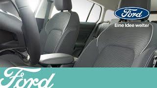 Ford Ergonomie-Sitz – Tipps zur Bedienung | Ford Deutschland