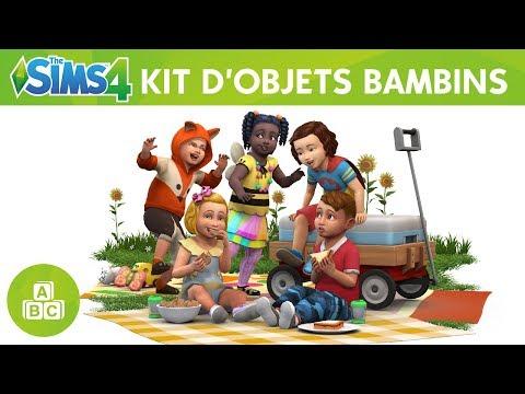 Les Sims 4 Kit d'objets Bambins: bande-annonce officielle