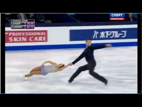 ISU Grand Prix of Figure Skating Final 2014. SP. Meagan DUHAMEL / Eric RADFORD