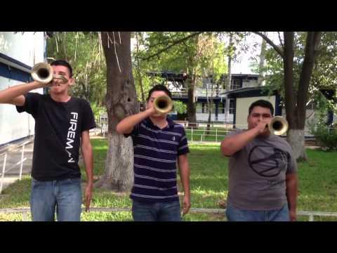 Palomazos Banderos las tres voces en Clarín