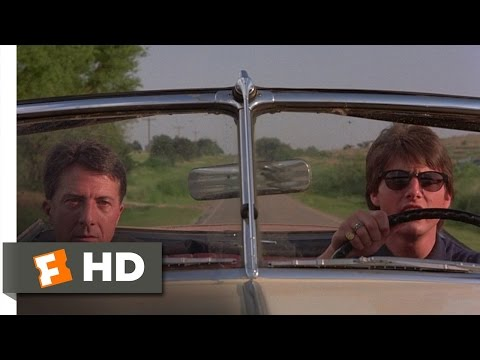 Rain Man (611) Movie CLIP - Underwear is Underwear! (1988) HD...