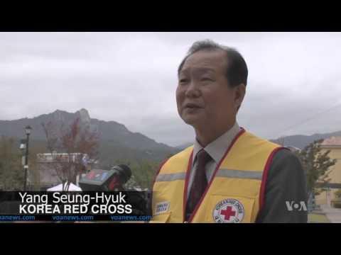 Inter-Korean Family Reunions Display Unification Ties