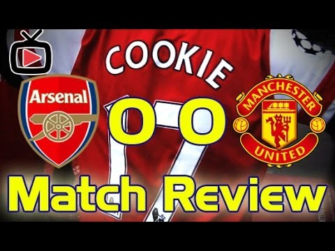 Arsenal 0 Man Utd 0 -  Match Review