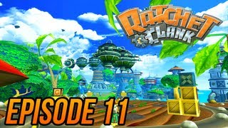 Ratchet and Clank (HD Collection) - Episode 11