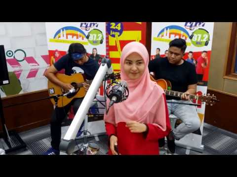 Menahan Rindu - Wany Hasrita   Jom Jam Akustik   11 Februari 2017