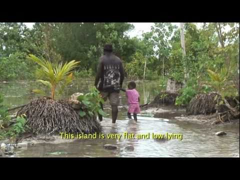 Climate Resilient?: David Miavana of Supizae island, Solomon Islands