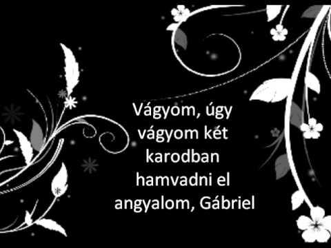 Rúzsa Magdi - Gábriel Lyrics