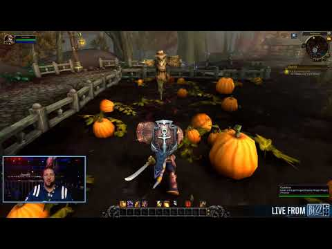 WoW: Battle for Azeroth - Gameplay , First Look