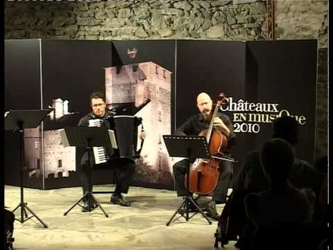 DIS-CONTINUO Duo Alessandro Palmeri - violoncello barocco Giorgio Dellarole - fisarmonica 415 (sistema Vallotti) Ch&Atilde;&cent;teaux en Musique 2010 Sarriod de la Tour ...