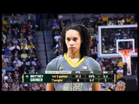 2012 NCAA Women's Basketball Championship. Final. Notre Dame vs. Baylor