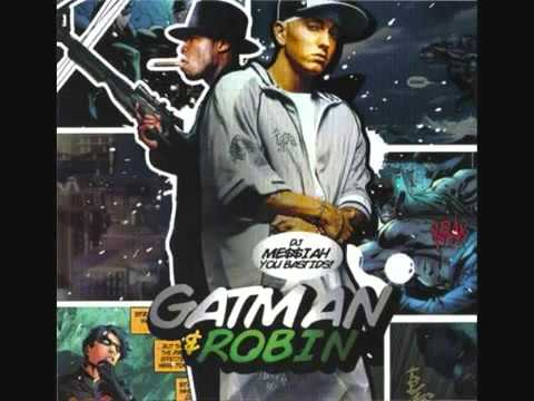 50 Cent Ft. Eminem - Gatman And Robbin (Clean)