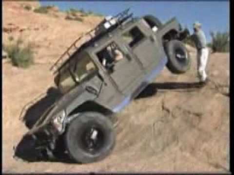 H1 HUMMER EXTREME 4x4 MUD BOG - ROCK CRAWLING WATER CROSSING Video