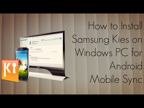 how to connect samsung galaxy to pc