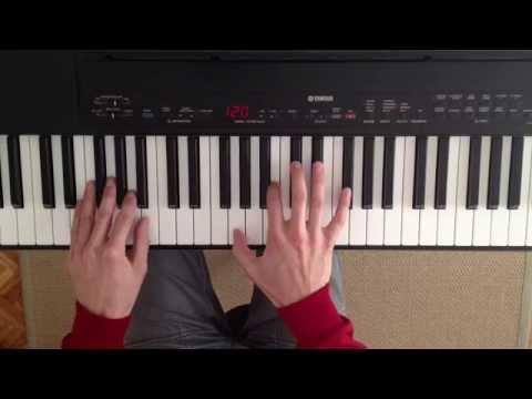 Cómo tocar la pantera rosa en piano o teclado