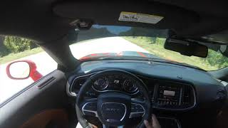 First Drive/Pulls In My Cammed SRT 392 Challenger!