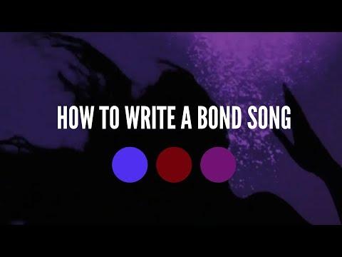 Why Does James Bond Sound Like James Bond?