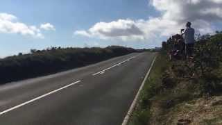 Kawasaki H2R Isle of man TT (SCREAMING). !!