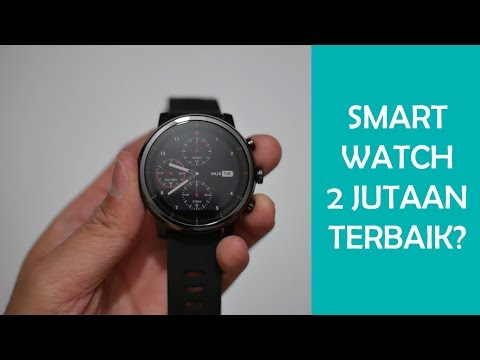 Review Xiaomi aka Huami Amazfit Pace 2 Stratos Indonesia   Smartwatch Murmer Nan Indah