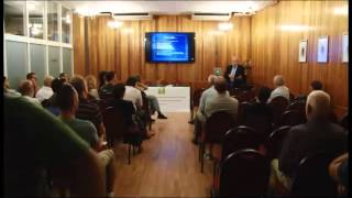 Part 3 of Professor Olle Johansson's talk in Gibraltar - Microwave Health Issues