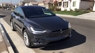 Tesla Model X 2017 - REVIEW AND AUTOPILOT