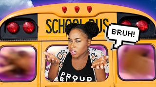 STORYTIME: SEX ORGY ON THE BACK OF THE BUS!