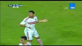 احمد حسن مكى يتعادل لنادى الزمالك