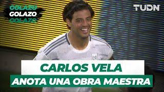 Golazo de otro planeta de Carlos Vela! LAFC fulmina a San Jose Earthquakes