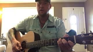 Download Lagu Here Tonight-Brett Young (guitar lesson) (guitar cover) Gratis STAFABAND