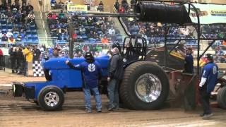 7700 Light Limited Tractors @ Keystone Nationals 2016
