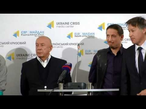 Union for Assistance to Ukraine's Defense. Ukraine Crisis Media Center, 27th of November 2014