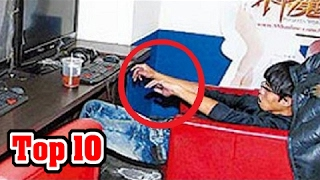 10 REAL LIFE DEATHS Caused By GAMING