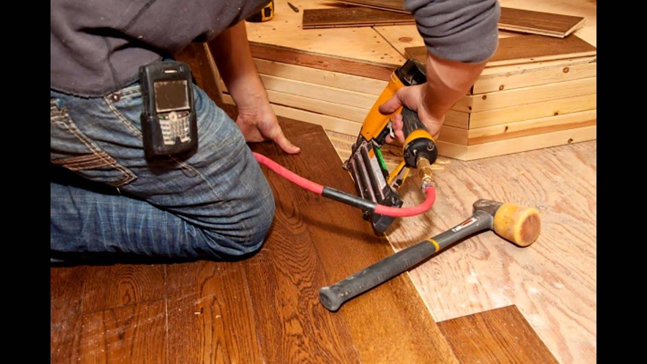 Instalacion de pisos de madera youtube - Instalacion piso madera ...
