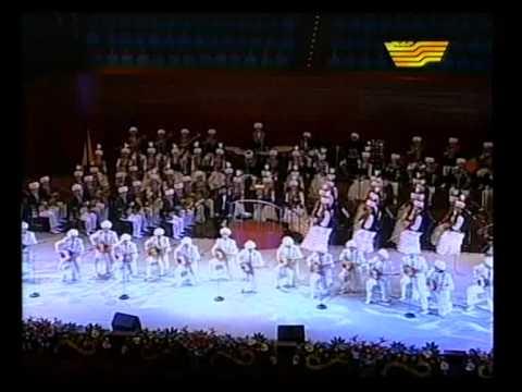 Kazakh dombra / Qazaq dombırası / Қазақ домбырасы  Küy şaşu