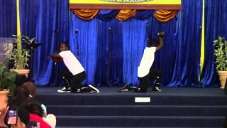 Wesley and Ezichiel Dance Performance