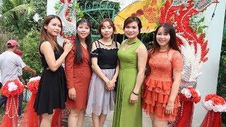 Đám cưới cô ba Dung và món quà bất ngờ của FAN tặng  | Thôn Nữ Miền Tây