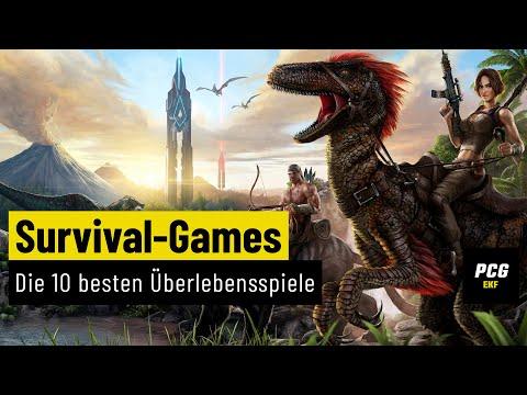 Einkaufsführer Survival-Games | Die derzeit 10 besten Überlebensspiele (Stand: Januar 2021)