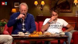 Asbjørn Brekke Show med Petter Northug og Hellstrøm DEL 2!